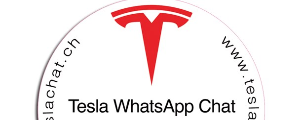 Tesla WhatsApp Chat